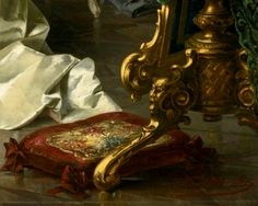 Detail by Carl Herpfer - Dressing the bride