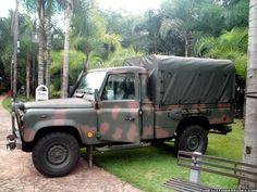 LANDROVER - BRAZILIAN ARMY