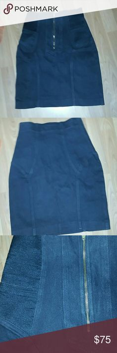Vintage black skirt Worn vintage black skirt Jou Jou Skirts
