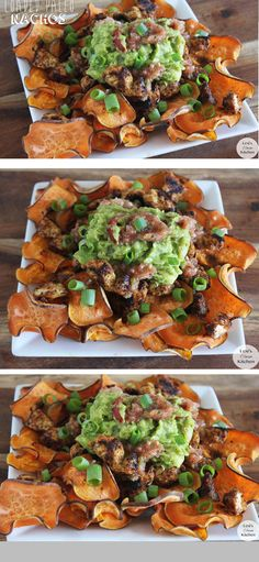 Loaded Paleo Nachos