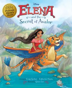 Celebra con #ElenaOfAvalor y gana el paquete de libros de Elena And The Secret Of Avalor: http://wp.me/p54459-2C8 #spon