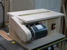 V-Drum Sander Build - Part 3 - YouTube