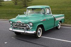 1957 Chevrolet Cameo :)