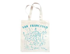 Maptote | San Francisco Grocery Tote