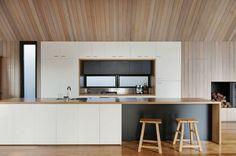 #white #cabinetry #kitchen #interior design