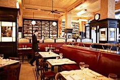 Shopping hot spots New York: Balthazar Restaurant // Bonnes adresses New York: Balthazar Restaurant. Plus de détails sur http://fr.louloumagazine.com/shopping/bonnes-adresses-shopping/bonnes-adresses-new-york/