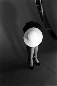 Paris, 1962. Photo: Jerry Schatzberg. A photo documentary of YSL's premiere haute couture collection.