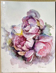 Watercolour study. Watercolours, Fairy Tales, Study, Painting, Art, Art Background, Studio, Painting Art, Kunst