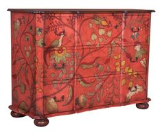Duchess 3 Drawer Gentleman's Chest