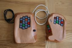 Micabo : un gamepad minecraft Keyboard, Minecraft, Diy, Bricolage, Do It Yourself, Homemade, Diys, Crafting