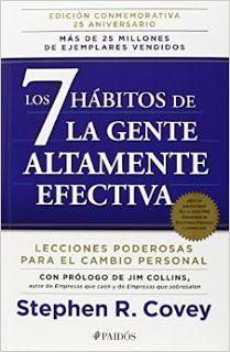 Pau Martínez Libros y Café: Los 7 hábitos de la gente altamente efectiva