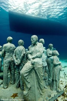 Wonders of the Millennial World 4: Underwater Museums | HISTORIES OF THINGS TO COME