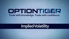 Introduction to Implied Volatility | Implied Volatility is the wildcard in Options pricing. Most newcomers to Options tend to ignore it, and often pay a costly price.