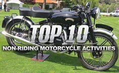 R2 MOTOS: Top ten dos modelos em maio/2015
