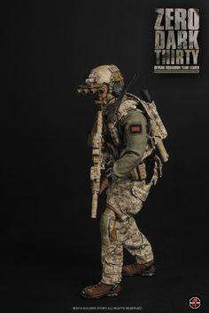 Product Announcement [soldierstory]ZERO DARK THIRTY-DEVGRU SQUADRON TEAM LEADER - OSW: One Sixth Warrior Forum
