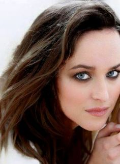 Ana Steele - Dakota Johnson With this pic I can kind of see it. I'm not sure about this casting actually, but I will keep an open mind... she could be an awesome Ana