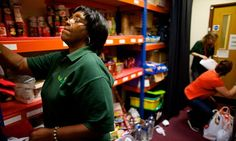 Number of people turning to food banks triples in a year  Charity says up to 650 more food banks are needed across UK to cope with surging demand