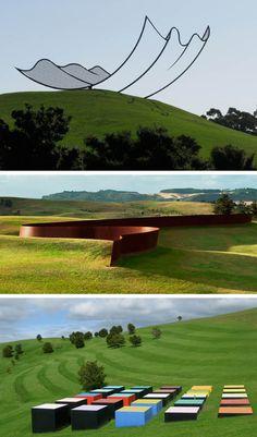 Gibbs Farm - Poppy Journal Interesting blog too, Melbourne designer