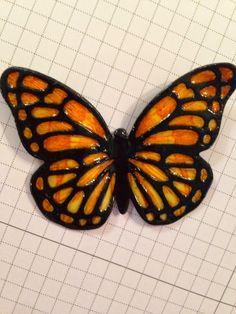 Judy's Stamp Pad: Stampers Dozen Blog Hop - Irresistible Butterflies