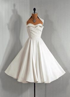 vintage wing bust wedding dress