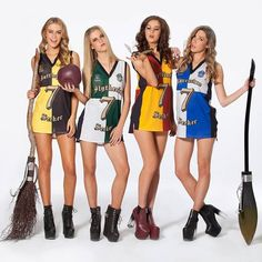"""Hogwarts School for """"Fashionable"""" Witchcraft and Wizardry: Black Milk Clothing Harry Potter Collection Harry Potter Casas, Harry Potter Lines, Harry Potter Kostüm, Harry Potter Cosplay, Harry Potter Halloween, Harry Potter Outfits, Black Milk Clothing, Geek Fashion, Fashion Line"""