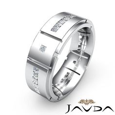 She said this will be my wedding band. Hmm
