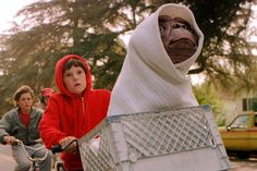 Image result for e.t. the extraterrestrial halloween