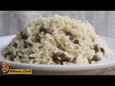 Authentic Jamaican Rice & Gungo IN A PRESSURE COOKER | Pigeon Peas - YouTube Rice And Peas Jamaican, Rice And Pigeon Peas, Yellow Rice Recipes, Jamaican Recipes, Rice Cooker, Other Recipes, Catering, Baking, Youtube