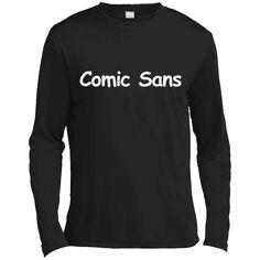 Hi everybody!   Comic Sans - Funny Tshirt - Long Sleeve Tee https://vistatee.com/product/comic-sans-funny-tshirt-long-sleeve-tee/  #ComicSansFunnyTshirtLongSleeveTee  #ComicTshirt #Sans #Sleeve # #FunnyLongSleeve