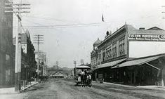 Image result for congress street tucson 1880