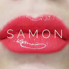 Samon on these amazing lips which are courtesy of Candis @PerpetualLips Feel free to check us out at Facebook @SeneSationalLips or on Instagram #SeneSational.Lips Distributor ID: 307539