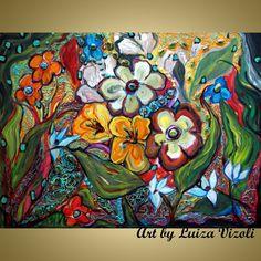Edwardian Flowers Garden Hippie Gypsy Boho style by LUIZAVIZOLI, $599.00