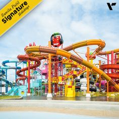 #SignatureHolidays: Cartoon Network Amazone in #Pattaya is the world's first Cartoon Network-themed #waterpark. Here you can splash out with all of your favorite #CartoonNetwork friends, including Ben 10 and his aliens, Adventure Time's Finn and Jake, The Powerpuff Girls, Johnny Bravo and many more.