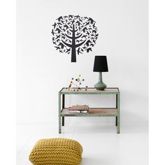 Bird Leaves Wall Decal by ferm living - Spark Living - online boutique for unique home decor, gifts and accessories $59.95