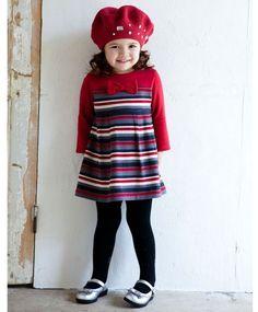 ベベ ビジュー付きニットベレー帽 / knit belet on ShopStyle