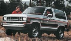 History of the Ford Bronco II                              …