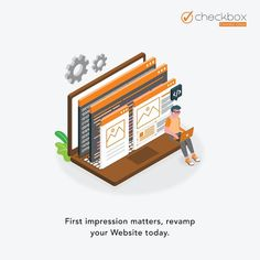 Attract people who may be interested in your brand, its products and services with your Website.  Revamp your website today to drive quality traffic and create an impression.  Reach out to us for website design and development.  Connect with us to grow - Checkbox.  Call us: 77310 44445  #webdesign #webdevelopment #checkboxmarketing Connect, Branding Agency, App Development, Fun Activities, Box, Digital Marketing, Web Design, Website, Create