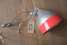 Holly's House - Metal Clip On Light