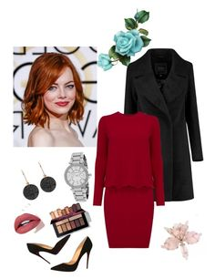 """My create"" by mersy-123 ❤ liked on Polyvore featuring KamaliKulture, Christian Louboutin, Astley Clarke and Michael Kors"