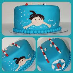 cake for swimmers