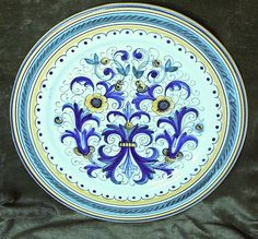 Italian Food Forever » Enter To Win A Deruta Ceramic Platter For The Holidays!