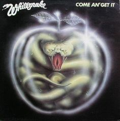Whitesnake ‎– Come An' Get It (LP) www.winylowo.com