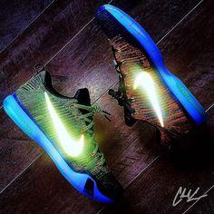 First post for for Big Sky Soles. Just a Montanan sneaker head spreading the culture in the North #bigskysole #montanasneakerhead.....The Kobe X HTM Race Cars #3m #racecars #flyknitfriday #grail #kobe10 #blackmamba #HTM #nikefeatures #KBX #HTMX #Kobe #kobe24  #kobeX  #size14  #solecollector #soleonfire #nicekicks  #walklikeus #flykicks #wdywt #smyfh #solenation #kicksoftheday #soleshots #flyknitworld #soleynikes #kb824 #kobefeatures by big_sky_sole #DaylightStyle