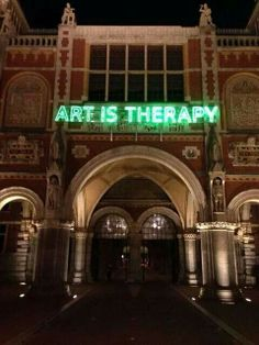 Art is therapy - neon light. Neon Rosa, The Bright Sessions, Amsterdam, Neon Words, Graffiti, All Of The Lights, Light Installation, Neon Lighting, Light Art