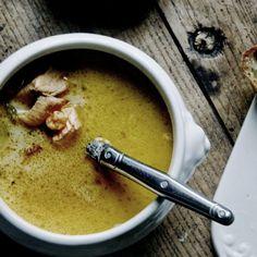Icelandic fish soup recipe