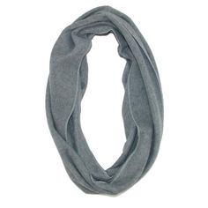 Show off your personal style while keeping warm with this super soft infinity scarf. It can be worm many different ways to suit your liking and it is soft and comfortable for all day, every day wear. The microfleece will keep your neck warm all day while in use. Whether outdoors running errands or enjoying winter festivities, this infinity scarf will keep you warm.