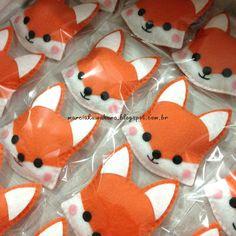 Pinterest :: @rollierex Poshmark Ambassador  :: @rollierex (Sign up with my code for $5 off) IG :: @rollierex_ Felt Crafts, Diy And Crafts, Crafts For Kids, Felt Christmas, Christmas Ornaments, Fox Party, Felt Fox, Fox Decor, Baby Shawer