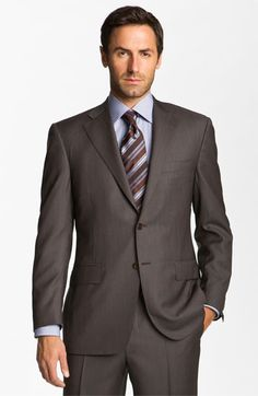 Canali Wool Suit available at #Nordstrom