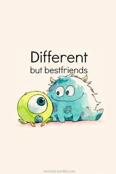 This is me and my BFFL(Best friend for life) adorable and different!!