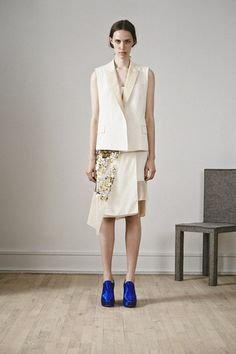 Reed Krakoff Resort 2015 Collection Slideshow on Style.com